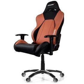 AKRACING PREMIUM Gaming Chair - Black/Brown V2