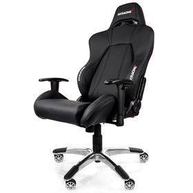 AKRACING PREMIUM Gaming Chair - Black/Black V2