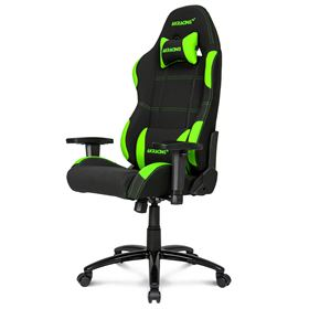 AKRACING Gaming Chair - Black/Green