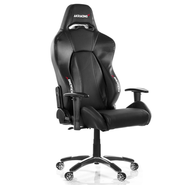 Akracing Premium Gaming Chair Carbon Black V2 K 248 B Hos