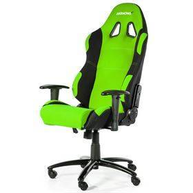 AKRACING PRIME Gaming Chair - Green/Black