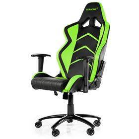 AKRACING Player Gaming Chair - Black/Green