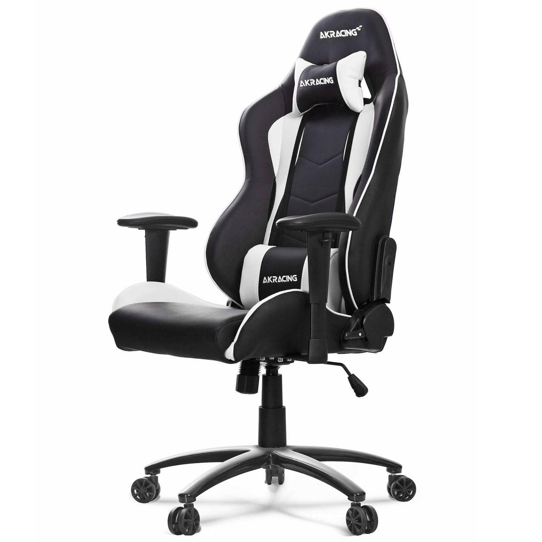 Akracing Nitro Gaming Chair White