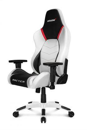 AKRACING Arctica Premium Gaming Chair - White