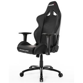 AKRACING Overture Gaming Chair - Black