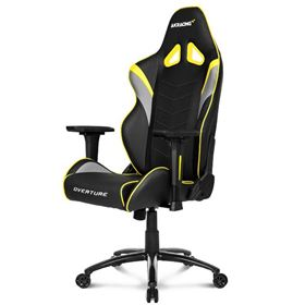 AKRACING Overture Gaming Chair - Yellow