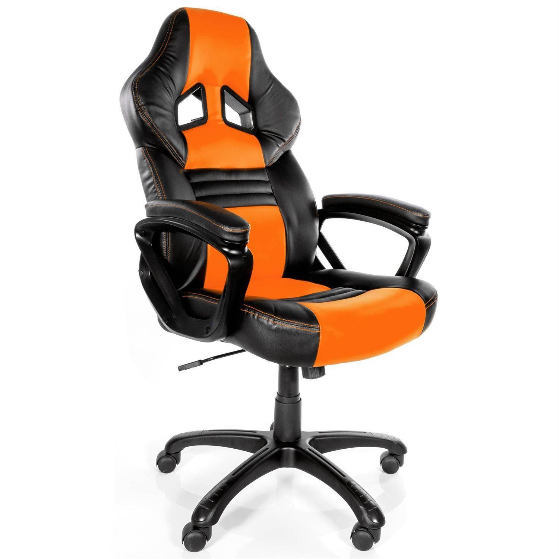 Arozzi Monza Gamer Stol Orange K 248 B Hos Webdanes Dk