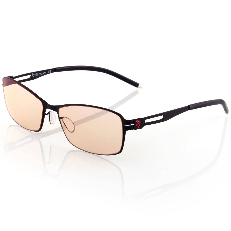 d50acc8811e6 Arozzi Visione VX-400 Black Gaming Glasses