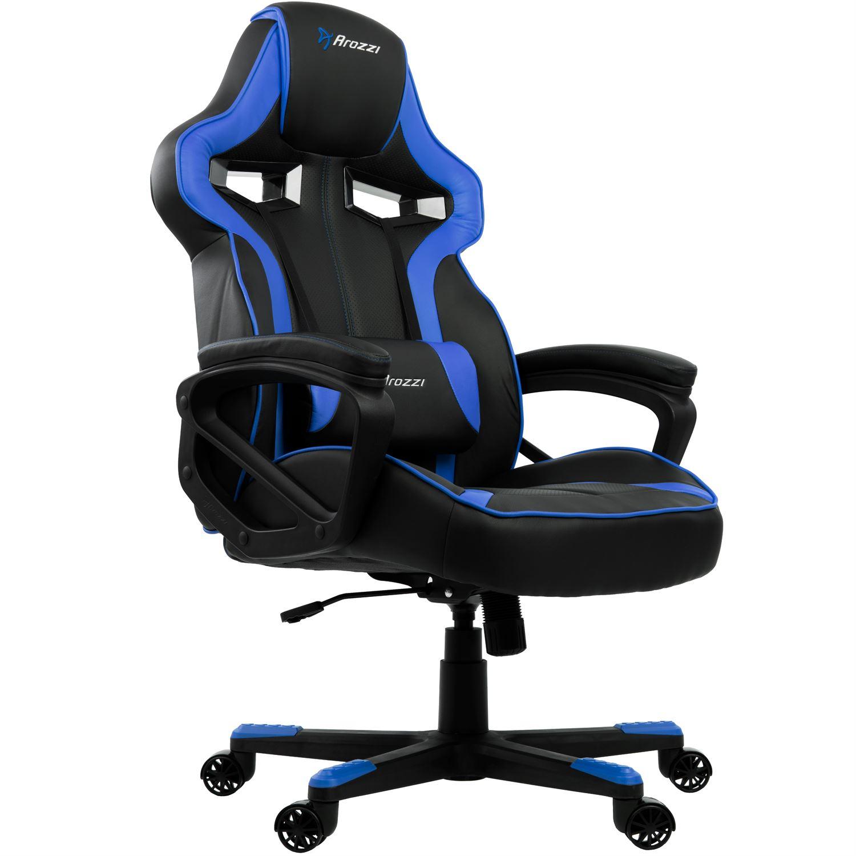 Arozzi Milano Gaming Chair Blue K 248 B Hos Webdanes Dk