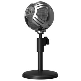 Arozzi Sfera Microphone - Chrome