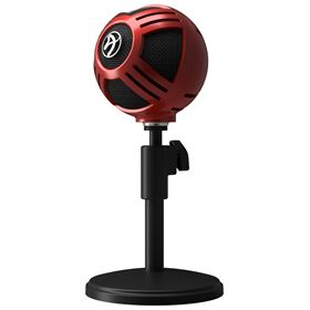 Arozzi Sfera Microphone - Red