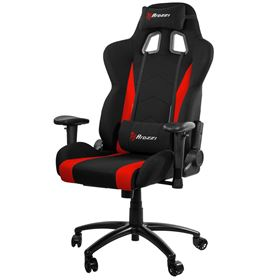 Arozzi Inizio Gaming Chair - Fabric - Red