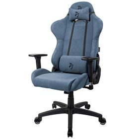Arozzi Torretta Gaming Chair Soft Fabric - Blue