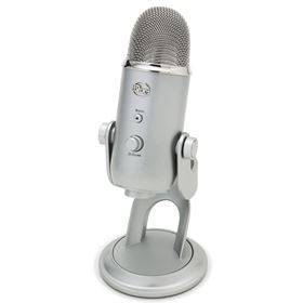 Blue Microphones Yeti - Silver