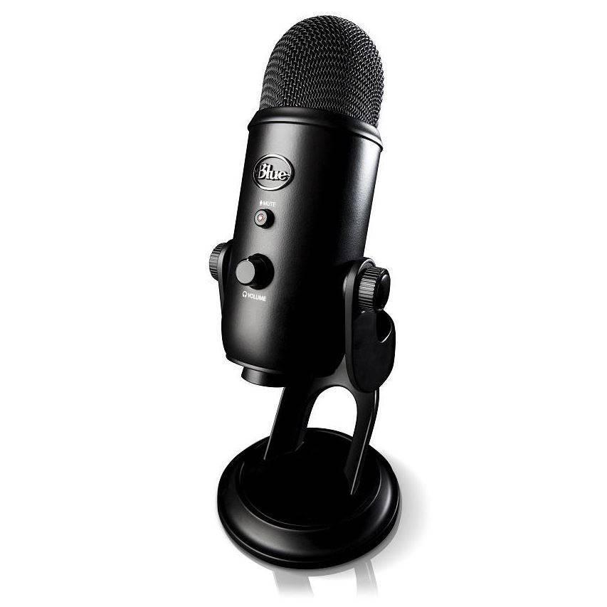 Blue Yeti mikrofon