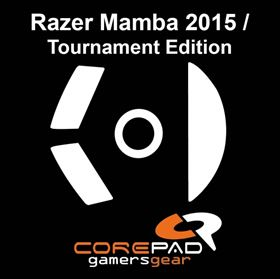 Corepad Skatez Pro til Mamba 2015 / Tournament Edition