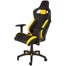 Corsair T1 Race Gaming Chair - Yellow