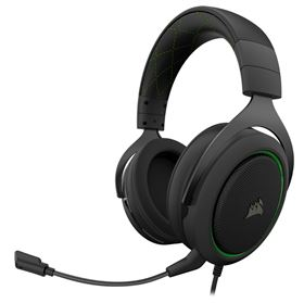 Corsair Gaming HS50 PRO - Green