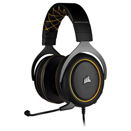 Corsair Gaming HS60 PRO - Yellow