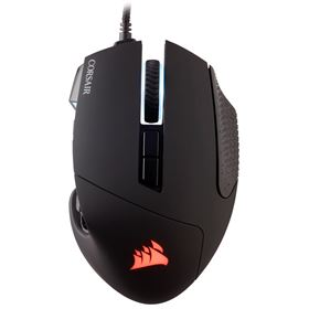 Corsair Gaming Scimitar PRO RGB MOBA/MMO Gamer Mus - Black