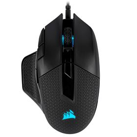 Corsair Gaming NIGHTSWORD RGB FPS/MOBA Gamer Mus