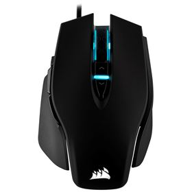 Corsair Gaming M65 RGB ELITE FPS Gamer Mus - Black