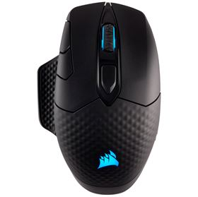 Corsair Gaming DARK CORE RGB Wired/Wireless Gamer Mus