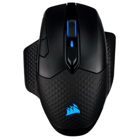 Corsair Gaming DARK CORE RGB PRO Wireless Gamer Mus