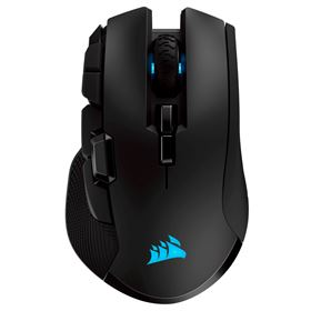 Corsair Gaming IRONCLAW RGB Wireless Gamer Mus
