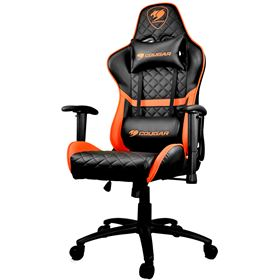 Cougar Gaming ARMOR ONE Gamer Stol - Orange