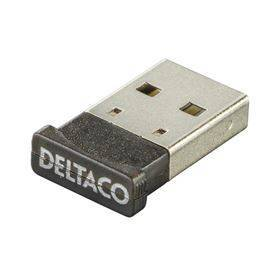 DELTACO Nano Bluetooth Adapter