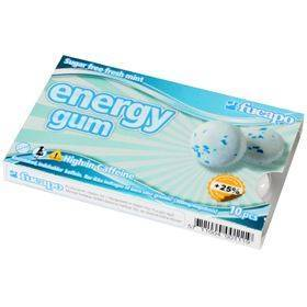 Fucapo Energy Gum - Fresh Mint Blue