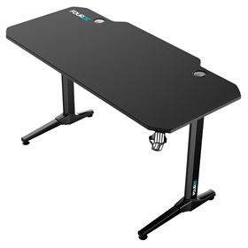 FOURZE D1400 Gaming Desk - Black