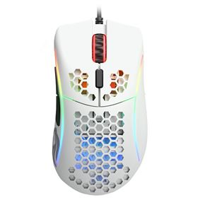Glorious PC Gaming Race Model D- (Small) Matte White