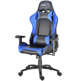 GEAR4U Blaze Gaming Chair - Black/Blue