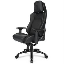 L33T Gaming E-Sport Pro Gaming Stol - Sort