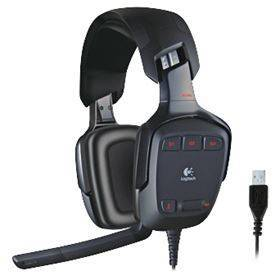 Logitech G35 Surround Sound Gaming Headset