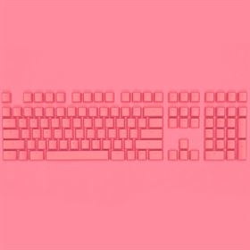 Mionix Keycaps Ice Frosting Pink (Nordic Layout)