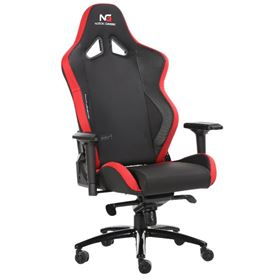 Nordic Gaming Heavy Metal Gaming Chair - Red