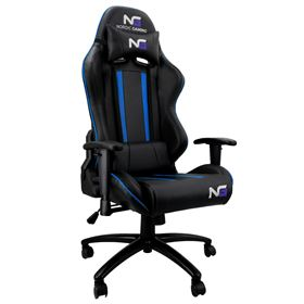 Nordic Gaming Carbon Gaming Chair - Blue