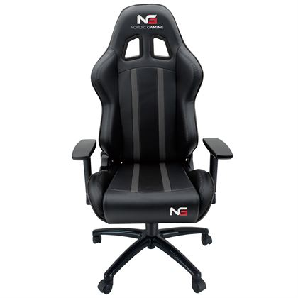 Nordic Gaming Carbon Gaming Chair - Black