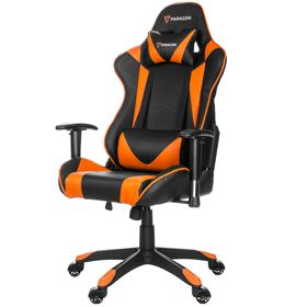 Paracon KNIGHT Gamer Stol - Orange
