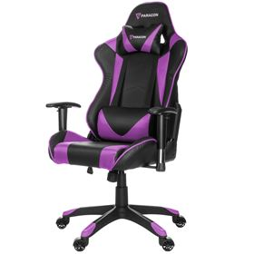 Paracon KNIGHT Gamer Stol - Lilla