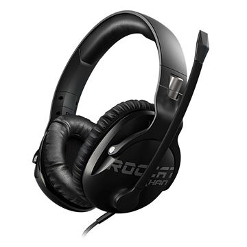 ROCCAT Khan Pro Gaming Headset - Black