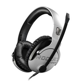 ROCCAT Khan Pro Gaming Headset - White