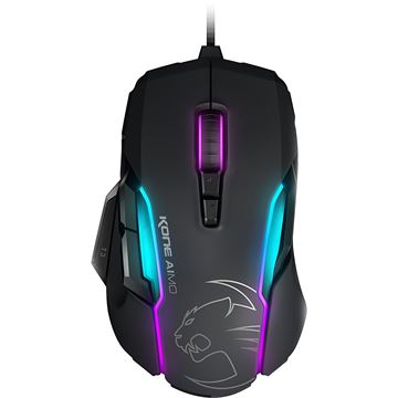 ROCCAT Kone Aimo Gaming Mus - Sort