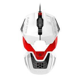 Mad Catz R.A.T.1 - White/Red