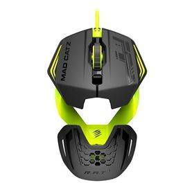 Mad Catz R.A.T.1 - Black/Green