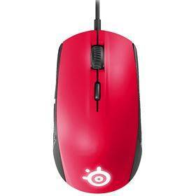 SteelSeries Rival 100 - Forged Red
