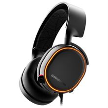 SteelSeries Arctis 5 2019 Edition - Sort
